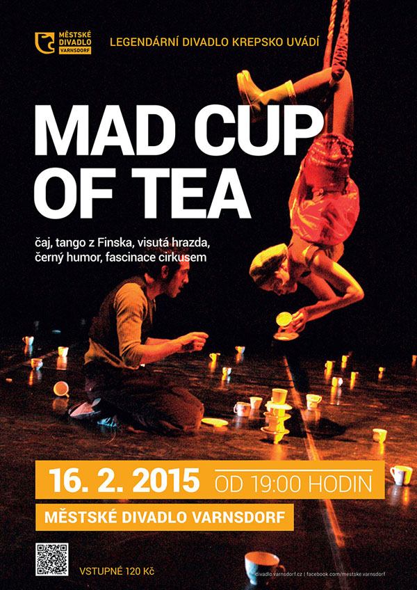 mad cup of tea A2