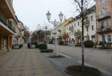 Národní ulice - Františkovy Lázně, foto M. Hrabal