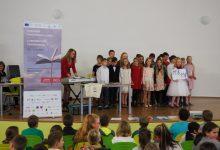 Školní sbor, foto K. Polínková