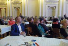 Publikum - uprostřed S. Dittrich, foto M. Hrabal