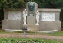 Pomník J. W. G., foto M. Hrabal