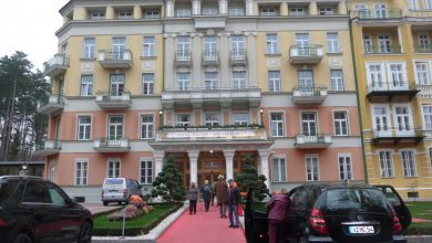 Hotel Pawlik, foto M. Hrabal
