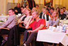 V popředí M. Reiner, foto K. Polínková