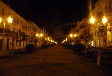Návrat nočními Frantovkami, foto M. Hrabal