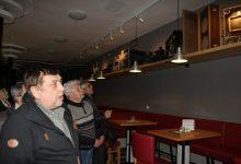 Prohlídka kina Centrum Panorama ve Varnsdorfu s majitelem kina, foto Klára Mágrová