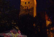 Michalský kostel v Budyšíně vedle Staré vodárny