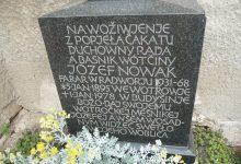 Pamětní deska básníka Józefa Nowaka