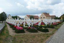 Hřbitov bílých křížů v Ralbicích