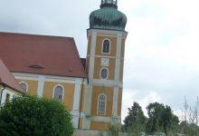 Poutní kostel panny Marie v Róžantu