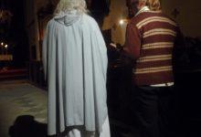 Páter Mansuet rozmlouvá s Vojtěchem