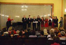 Vystoupení souboru Kvíltet ve Varnsdorfu 1. 12. 2019