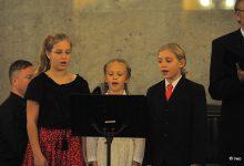 Nejmladší zpěváčci