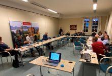 Jednání 21. 1. 2020 - poradní sbor+pracovní skupina. Foto Štěpán Hořeňovský