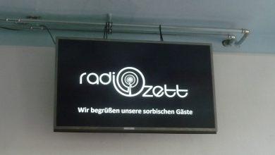 Radio Zett vítá lužickosrbské hosty (foto: Milan Hrabal)