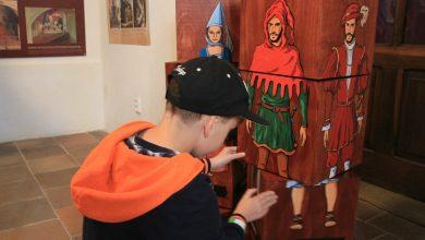 Loreta Rumburk - výstava Historie Lorety v Rumburku, 15. 9. 2018, foto Klára Mágrová